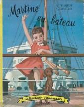 Martine -10- Martine en bateau