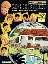 Ric Hochet -66- Penthouse story