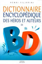 (DOC) Encyclopédies diverses -32- Dictionnaire encyclopédique des héros et auteurs de BD