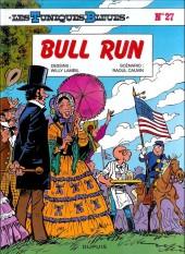 Les tuniques Bleues -27d- Bull run