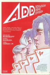 A.D.D.: Adolescent Demo Division (2011) - A.D.D.: Adolescent Demo Division