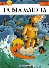 Alix (en espagnol) -3- La Isla Maldita