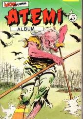 Atemi -Rec47- Album N°47 (du n°184 au n°187)