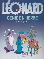 Léonard -13d- Génie en herbe