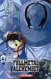 FullMetal Alchemist -INT07- Intégrale T7 (volumes 14 et 15)