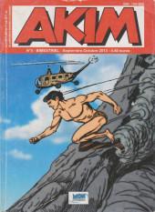 Akim (3e série) -5- Le mystère du volcan éteint - le mystérieux minerai