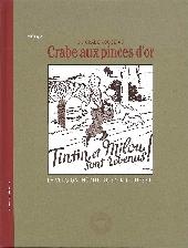 Tintin - Divers -9- Du Crabe rouge au Crabe aux pinces d'or