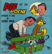 Pif Poche -34- Pif Poche n°34