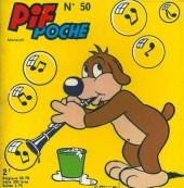 Pif Poche -50- Pif Poche n°50