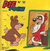 Pif Poche -52- Pif Poche n°52