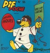 Pif Poche -55- Pif Poche n°55