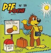 Pif Poche -59- Pif Poche n°59