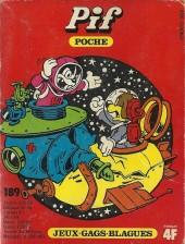 Pif Poche -189- Pif et Hercule dans le cosmos