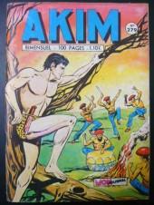 Akim (1re série) -279- Le fer de la justice