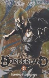 Alice in borderland -3- Tome 3