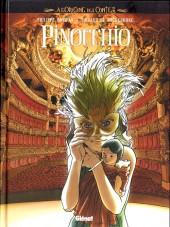 À l'Origine des Contes -3- Pinocchio
