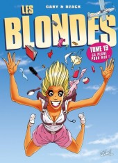 Les blondes -19- Ça plane pour moi !