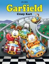 Garfield -57- Crazy Kart