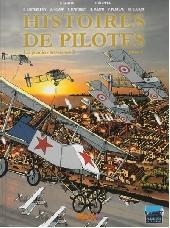 Histoires de pilotes -2- Les premiers brevets - Tome 2