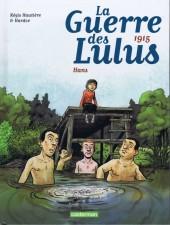 La guerre des Lulus -2- 1915 - Hans