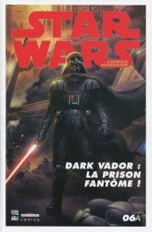 Star Wars - Comics magazine -6A- Dark Vador : la Prison fantôme !