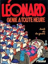 Léonard -5- Génie à toute heure