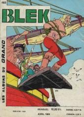 Blek (Les albums du Grand) -460- L'île sans nom