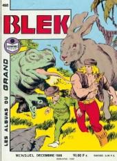 Blek (Les albums du Grand) -468- Le Mystère de l'île maudite