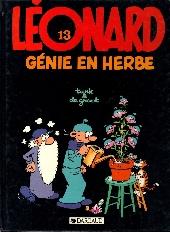 Léonard -13- Génie en herbe