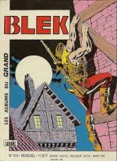 Blek (Les albums du Grand) -519- Numéro 519