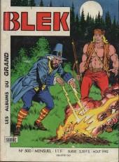 Blek (Les albums du Grand) -500- Gare au bossu