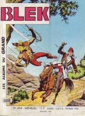 Blek (Les albums du Grand) -494- Le piège