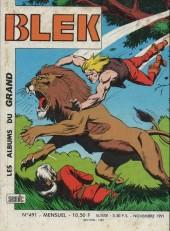 Blek (Les albums du Grand) -491- Un trappeur et un bébé