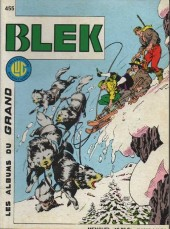 Blek (Les albums du Grand) -455- Vies en danger