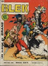 Blek (Les albums du Grand) -438- Le mystère du faucon