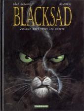 Blacksad -1e- Quelque part entre les ombres