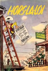 Lucky Luke -6- Hors-la-loi