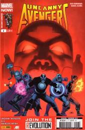Uncanny Avengers -6- Le Pion prend le Roi