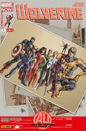 Wolverine (Marvel France 4e série) -5- L'ère d'Ultron: Sur la route