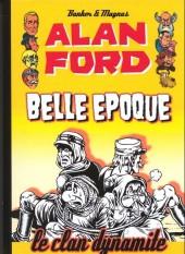 Alan Ford (Coffre à BD) -4- Belle époque
