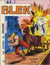 Blek (Les albums du Grand) -REC89- Album n°89
