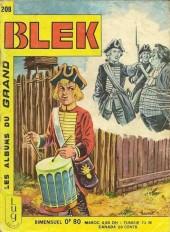 Blek (Les albums du Grand) -208- Numéro 208