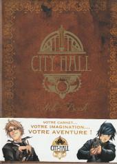 City Hall -HS TL- City Hall Notebook