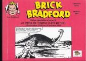 Luc Bradefer - Brick Bradford -SQ09- Brick bradford - strips quotidiens tome 9