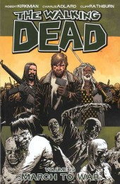 Walking Dead (The) (2003) -INT19- March to war