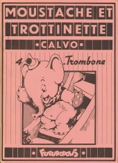 Moustache et Trottinette (Futuropolis) -4- Trombone
