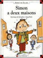 Ainsi va la vie (Bloch) -72- Simon a deux maisons