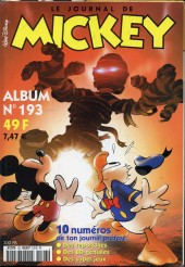 (Recueil) Mickey (Le Journal de) -193- Album 193 (n°2550 à 2562)