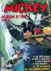 (Recueil) Mickey (Le Journal de) -198- Album 198 (n°2608 à 2621)
