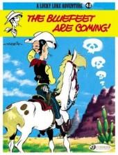 Lucky Luke (en anglais) -1043- The bluefeet are coming !